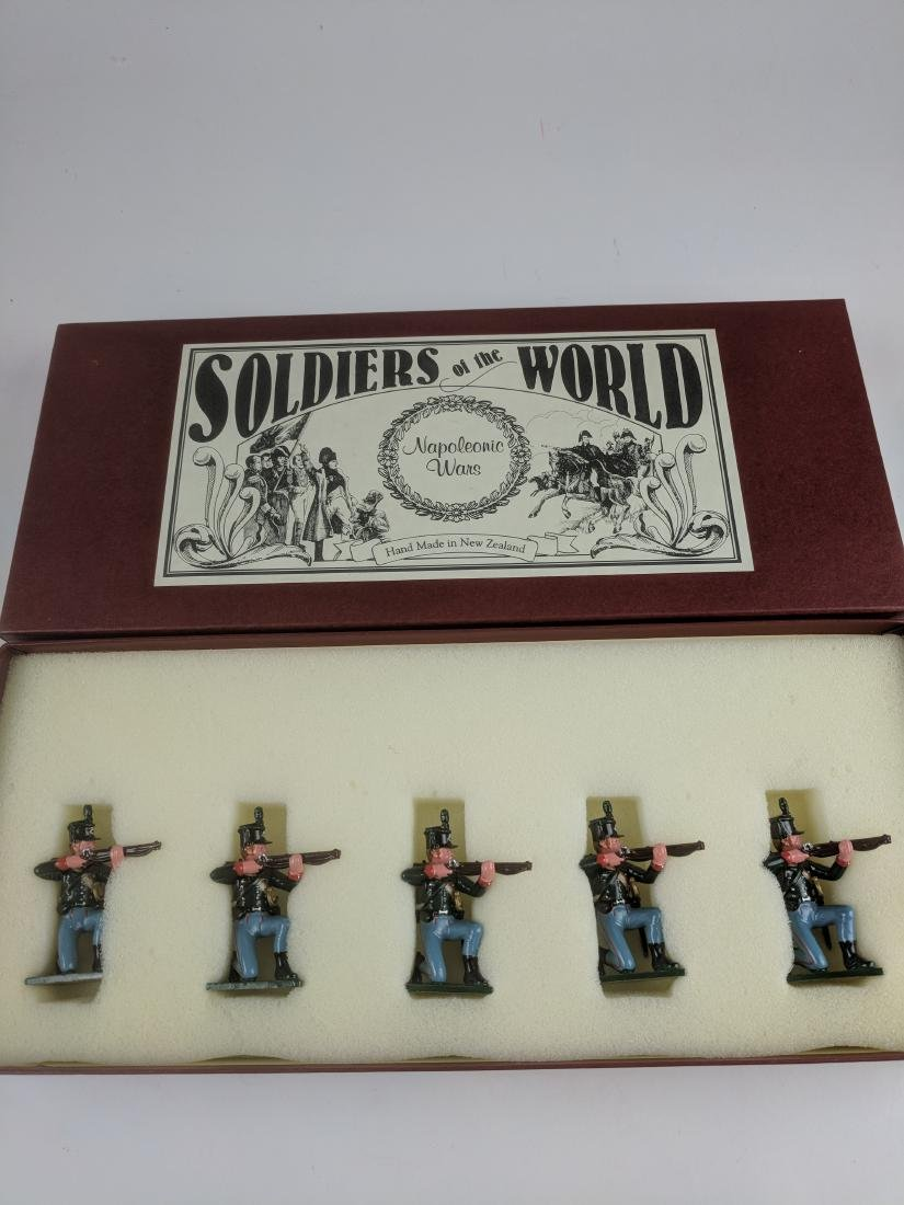 Soldiers Of The World N433 British