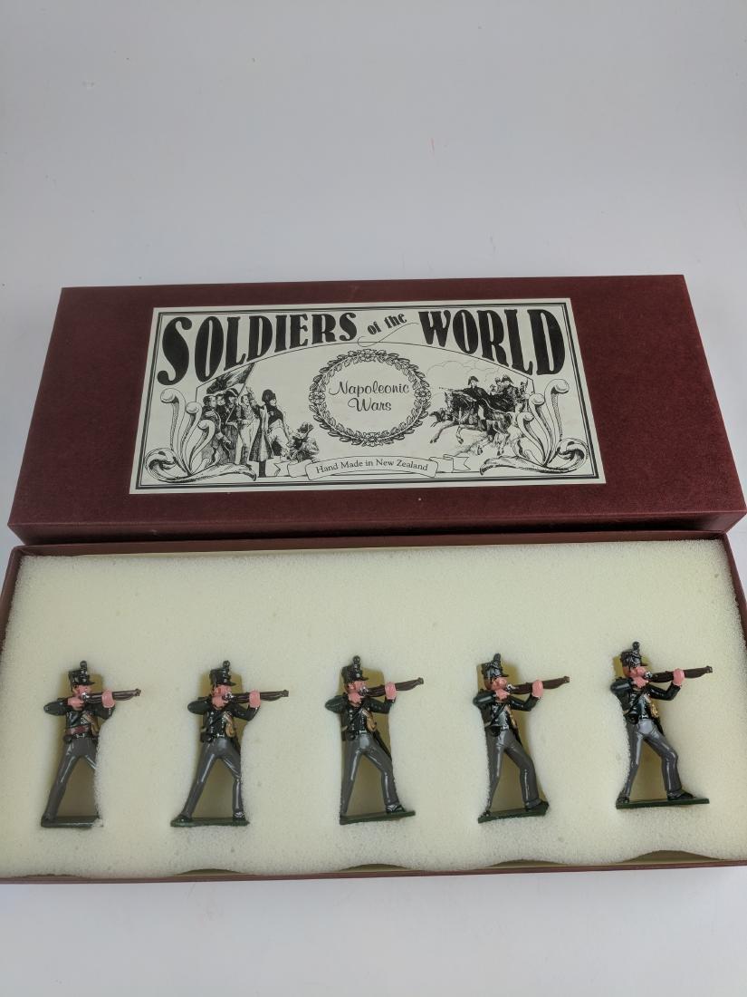 Soldiers Of The World N438 Kings German Legion