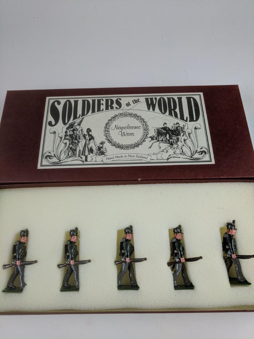 Soldiers Of The World N440 Kings German Legion