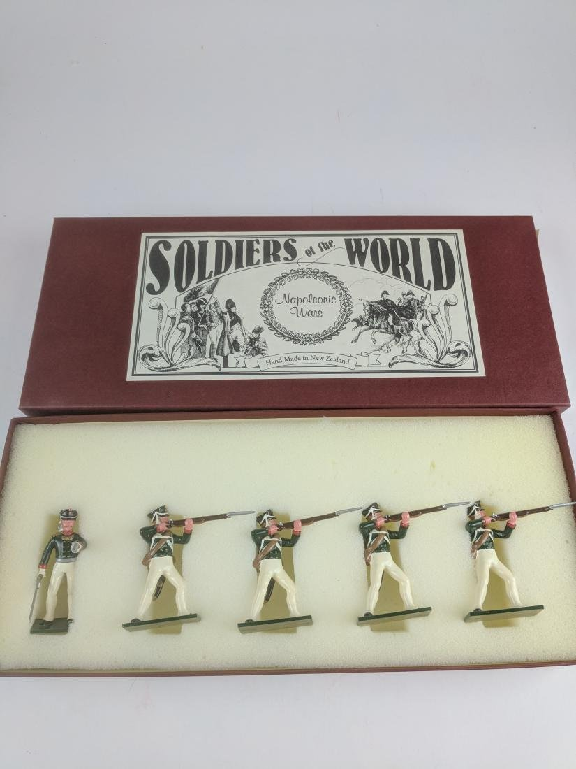 Soldiers Of The World N422/A Russian Tirailleurs