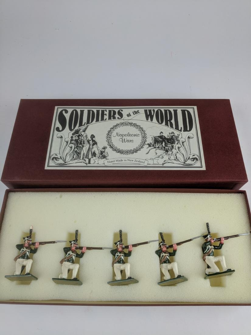Soldiers Of The World N420/B Russian Grenadiers