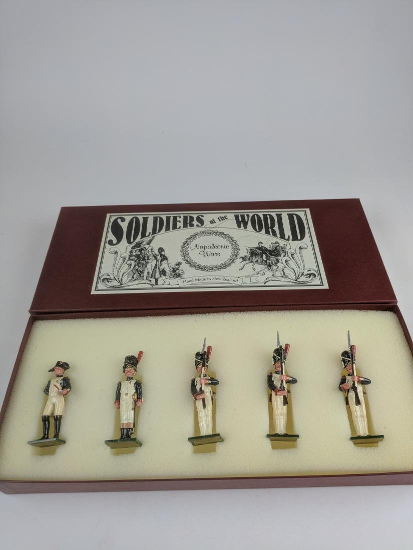 Soldiers Of The World N443 The Imperial Snuff