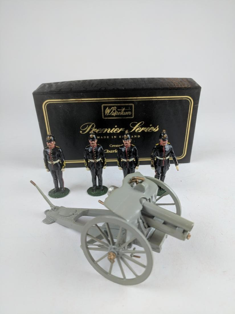 Britains 8913 Howitzer Review Order