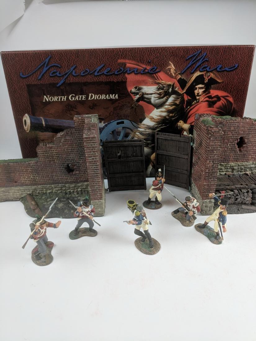 Britains 00148 North Gate Diorama
