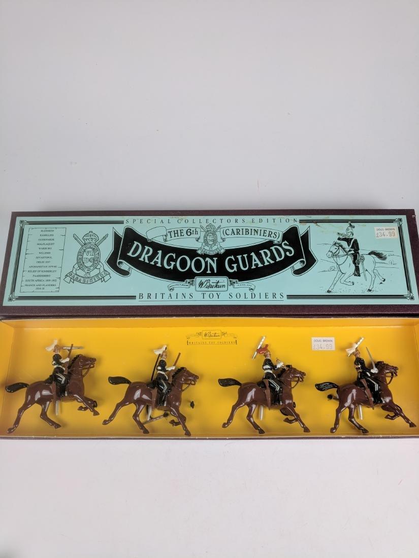 Britains 8828 Dragoon Guards