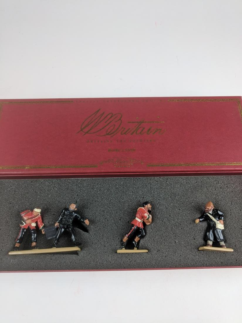 Britains 00144 British Character Set
