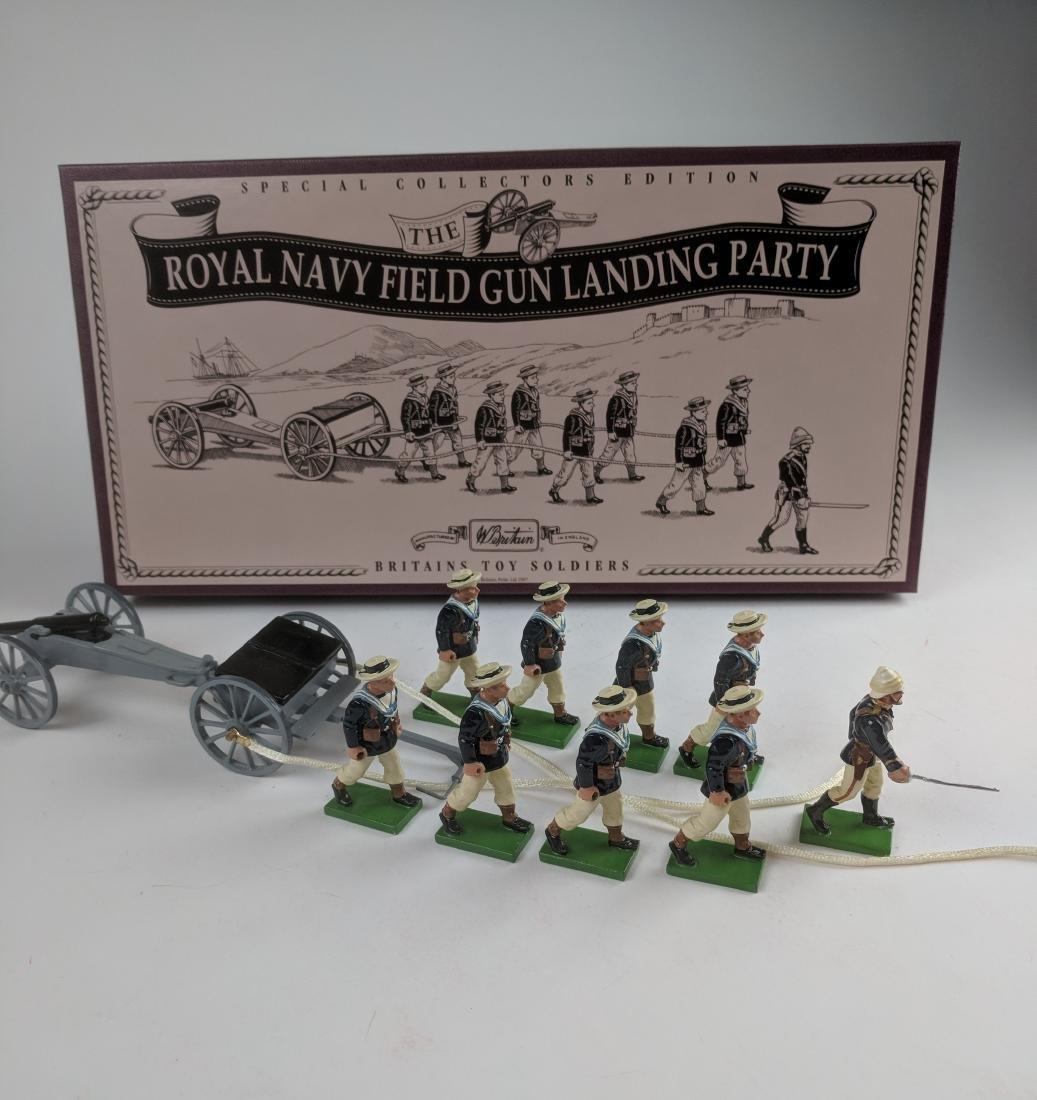 Britains 8898 Royal Navy Landing Party