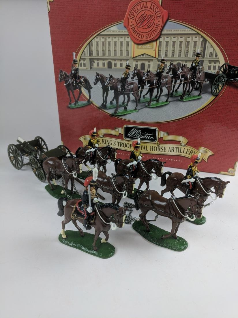Britains 40188 King's Troop Royal Artillery