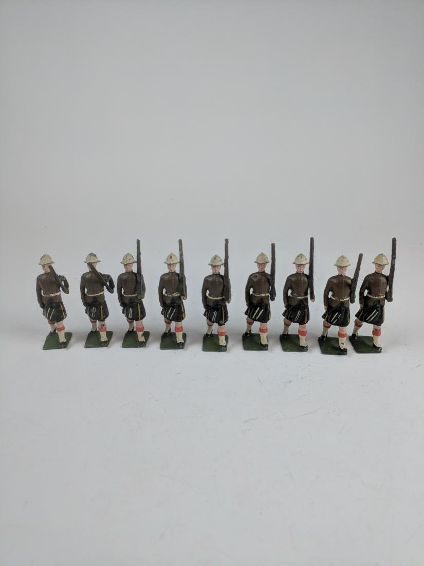 Britains 114 Cameron Highlanders