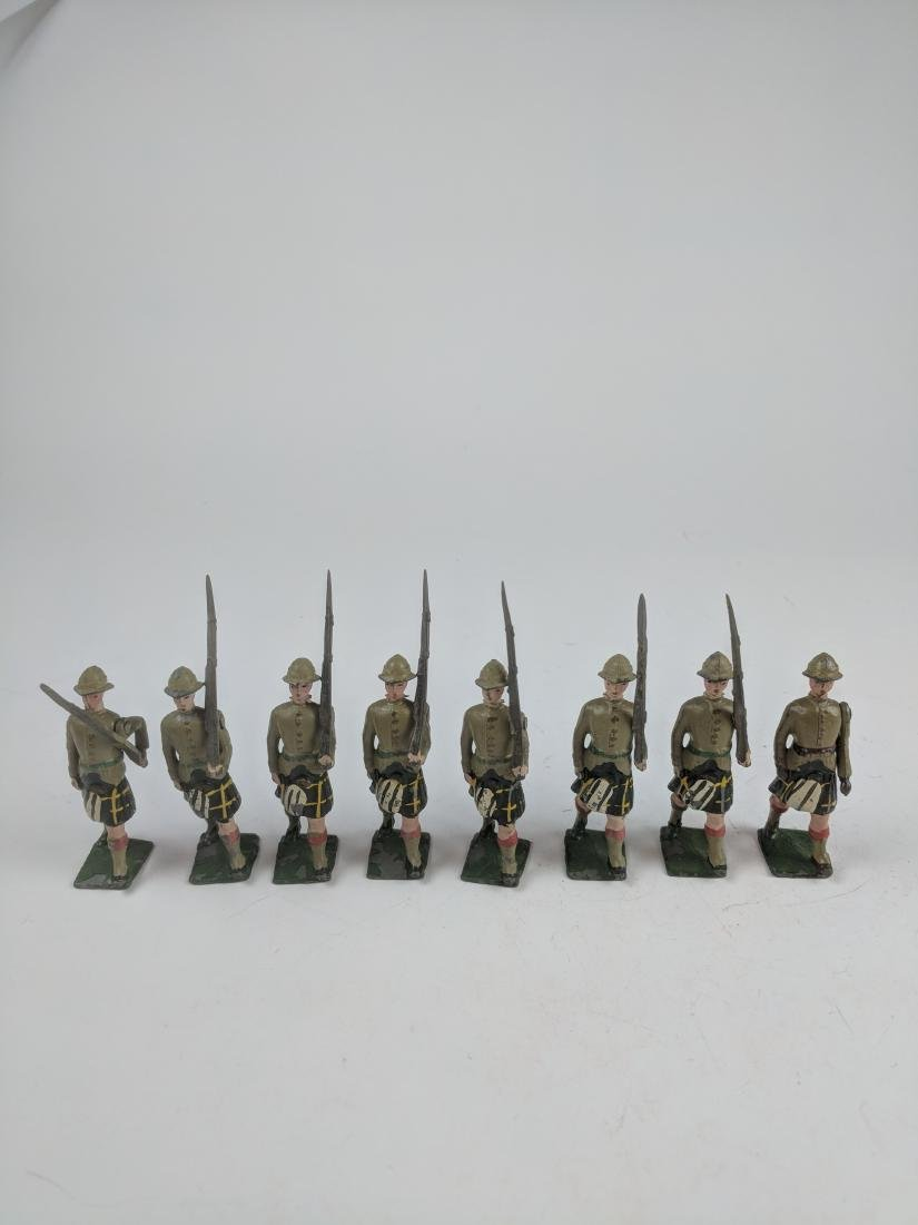 Britains Set 1901 Capetown Highlanders