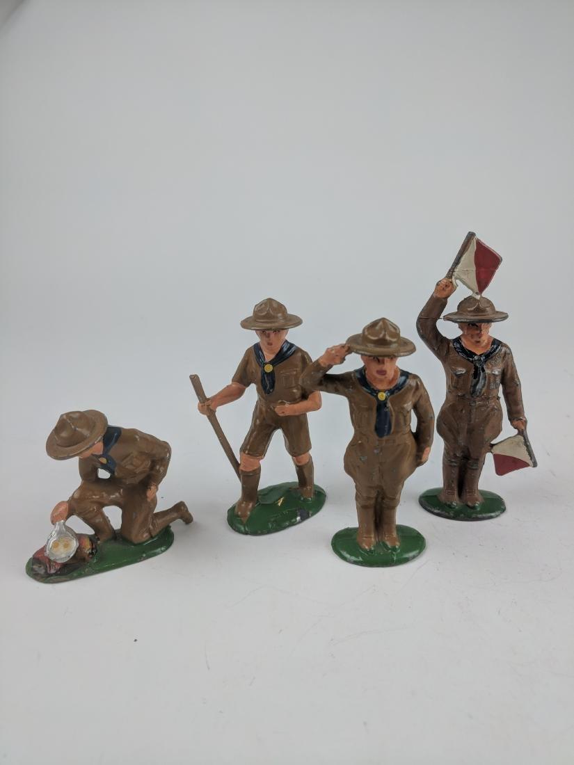 Barclay Boy Scouts