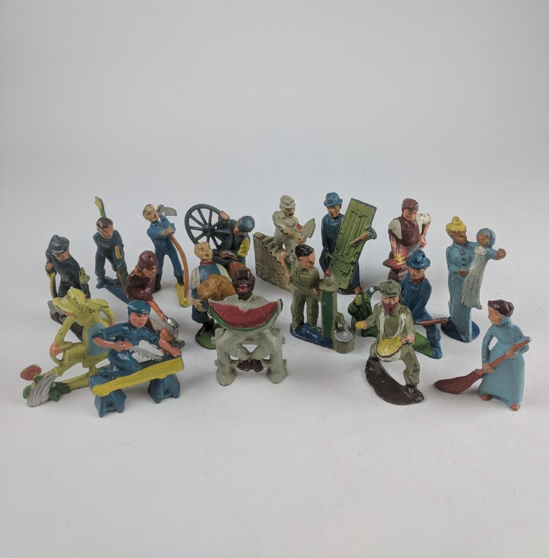 Manoil Haooyfarm Figures