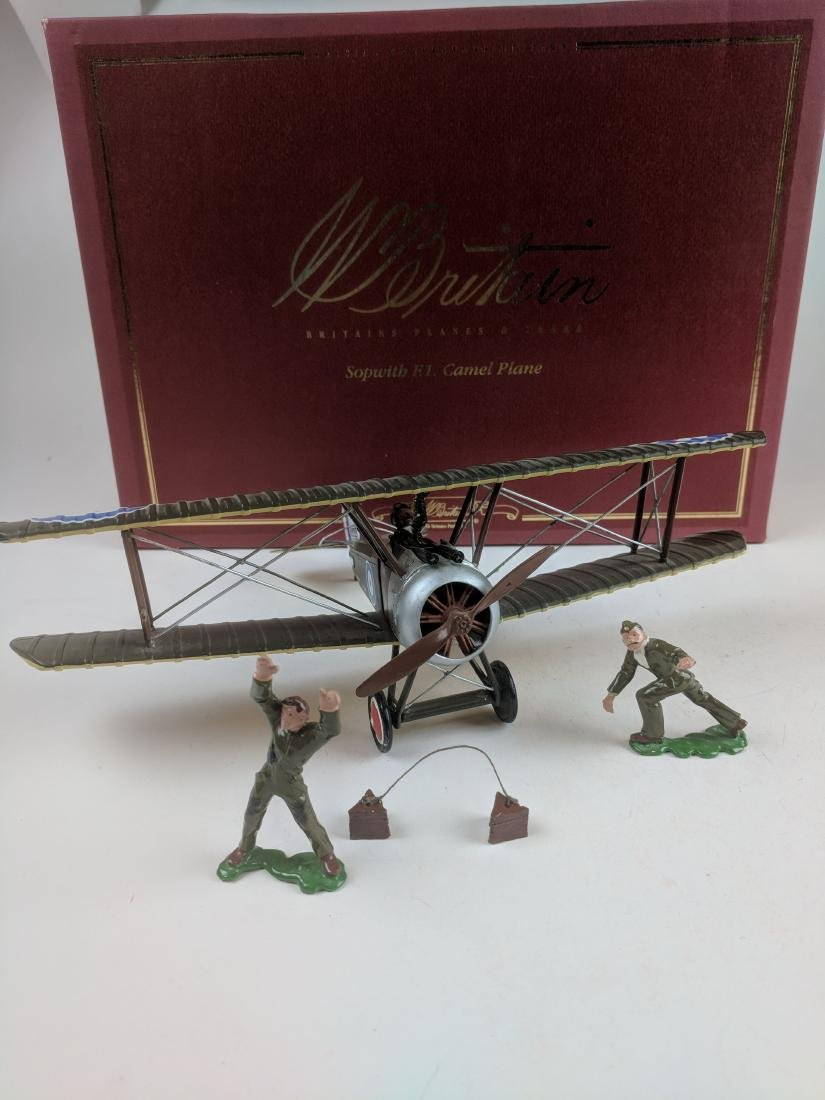 Britains 08941 Sopwith F.I. Camel Plane