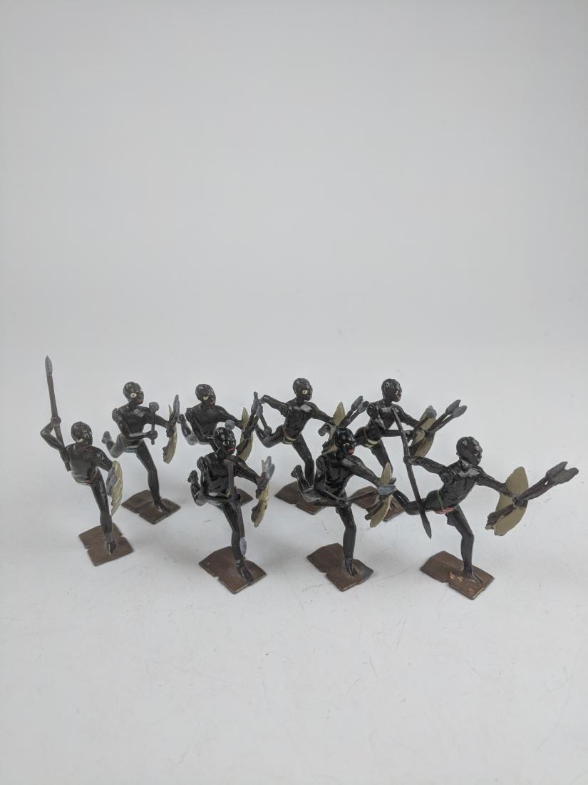 Britains from Set #147 Zulu's
