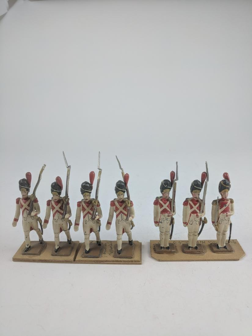 Mignot French Regiments
