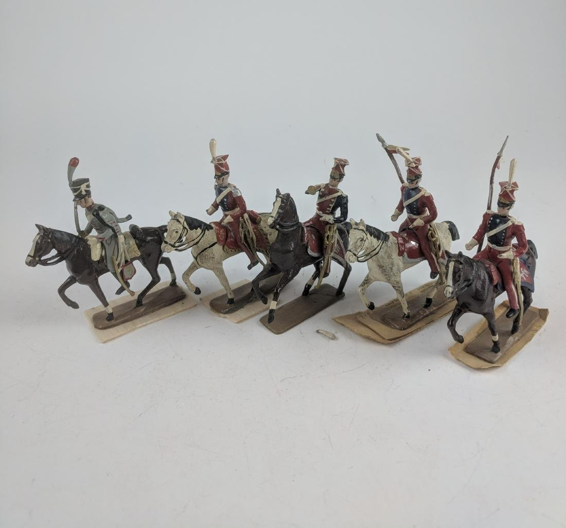 Mignot French Mounted Regiments