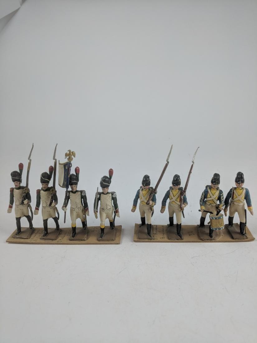 Mignot Various Regiments