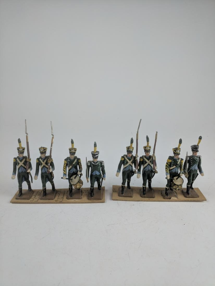 Mignot French Regiment