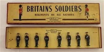 Britains Set 2087 5th Dragoon Guards Dismounted
