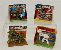Britains Plastic Lot Detail Small Display Cards
