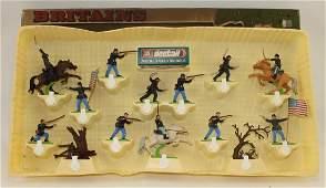 Britains Plastic Set 7456 Detail Union Army