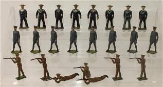 Britains Lead Lot Pre War British Troops