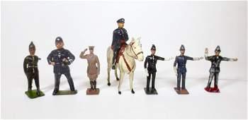 British Hollowcast Makers Police Assortment