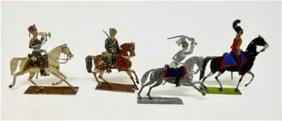 German Maker Unknown RARE Early Tin British