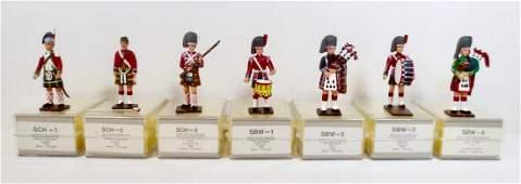 Treasure Chest Scottish Regiment Assortment