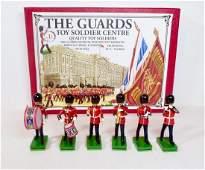Britains Metal Models Coldstream Guards Band