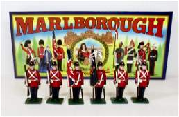 Marlborough MF48 Old Fort Henry Colour Guard
