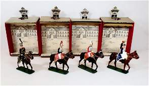 SAE Mounted Officers  Trooper Assortment