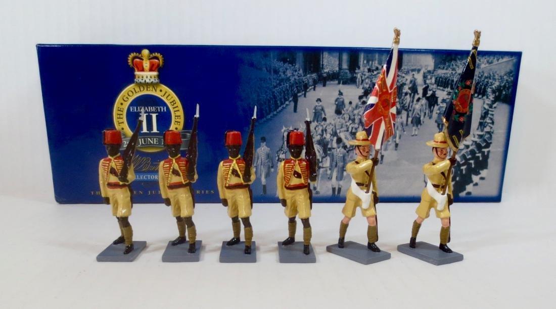 Britains 40310 The Gold Coast Regiment
