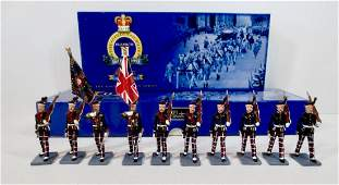 Britains Kings Own Scottish Borderers Sets