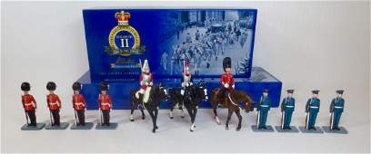 Britains Guards and Royal Air Force Assortment