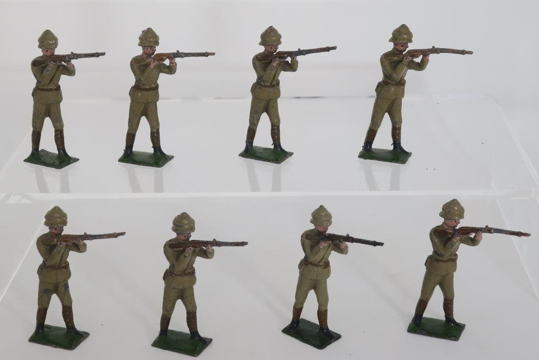 Britains #119 Gloucestershire regiment