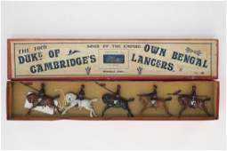 Britains 46 10th Bengal Lancers