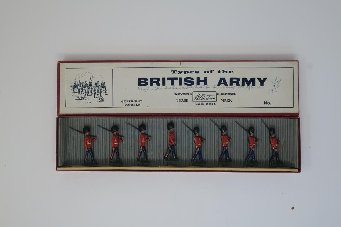 Britains #1310 British Army Combination set