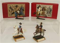 Mignot Lot Napoleonic Mounted Personalities