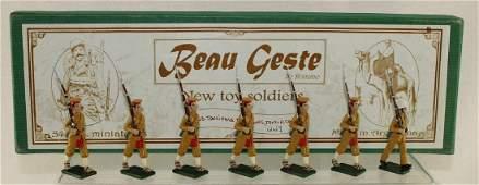 Beau Geste Set 103 Tonkinese Tirailleurs