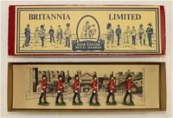 Britannia Limited British Infantry