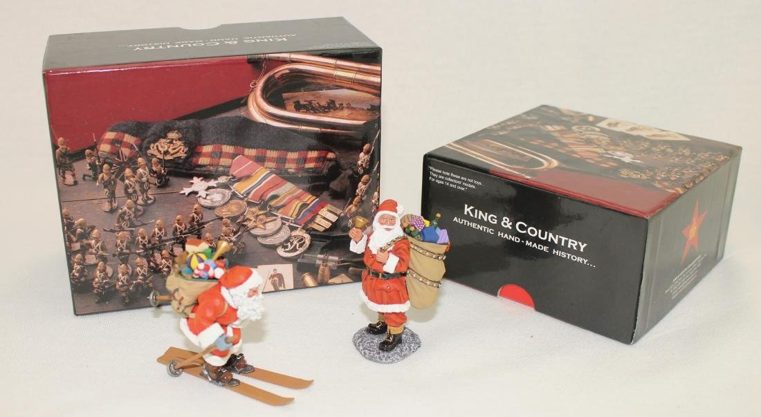 King & Country Santa Claus Issues