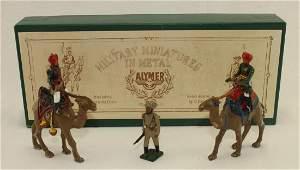 Nostalgia Indian Army Camel Riders