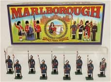 Marlborough 15th Bengal Lancers Dismounted
