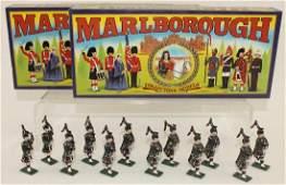Marlborough Highland Light Infantry Pipers