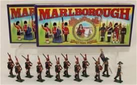 Marlborough French Marine Fusiliers with Eagle