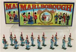 Marlborough French Marine Fusiliers Drums Bugles