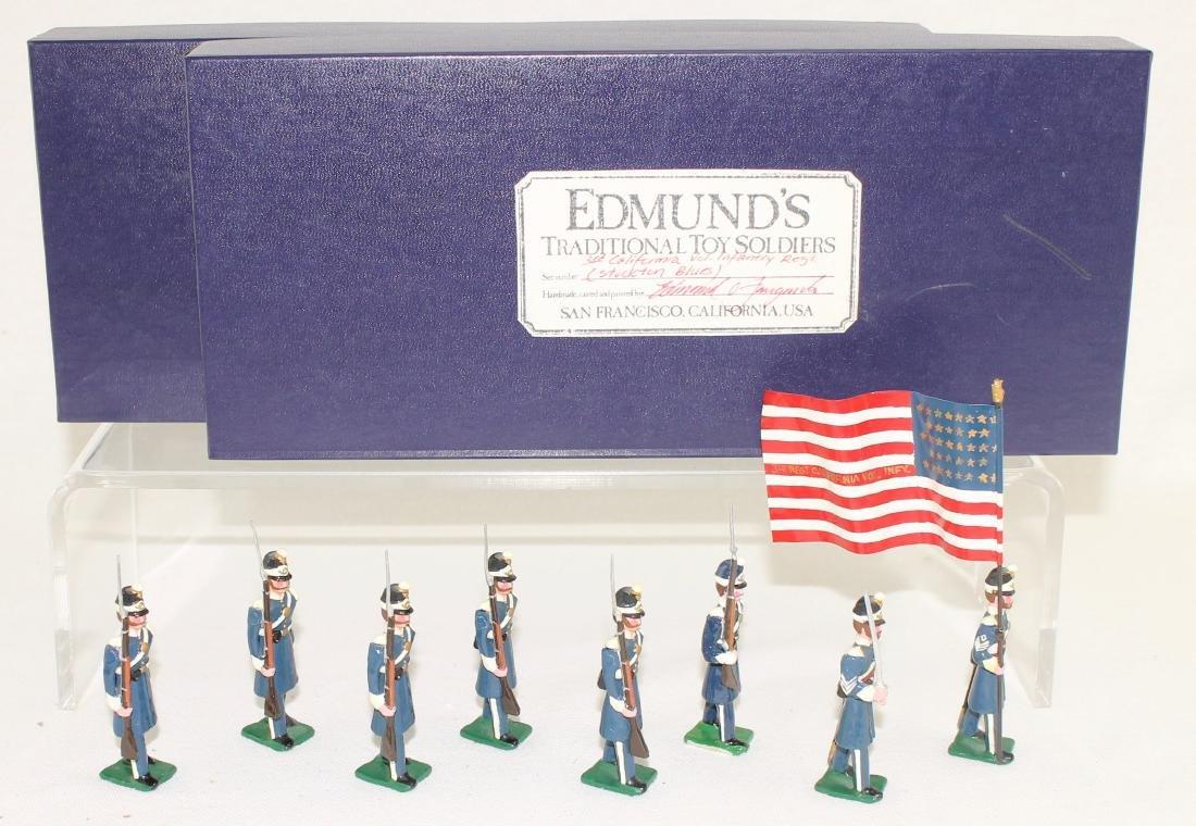 Edmund's 3rd California Infantry Regiment