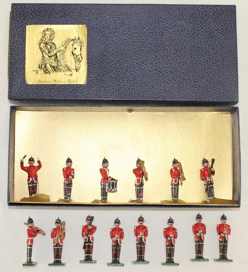 Blenheim Band of King's Own Scottish Borderers