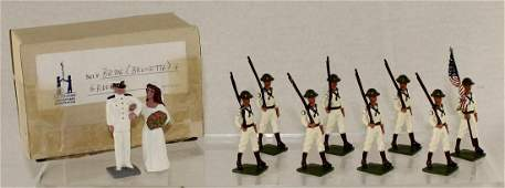 Britains Recast US Navy Sailors Subic Bay